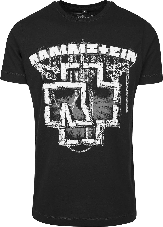 Amazon.com: Rammstein Mens T-Shirt RS001