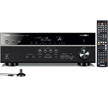 Yamaha RX-V473 5 1- Channel Network AV Receiver (Discontinued by  Manufacturer)