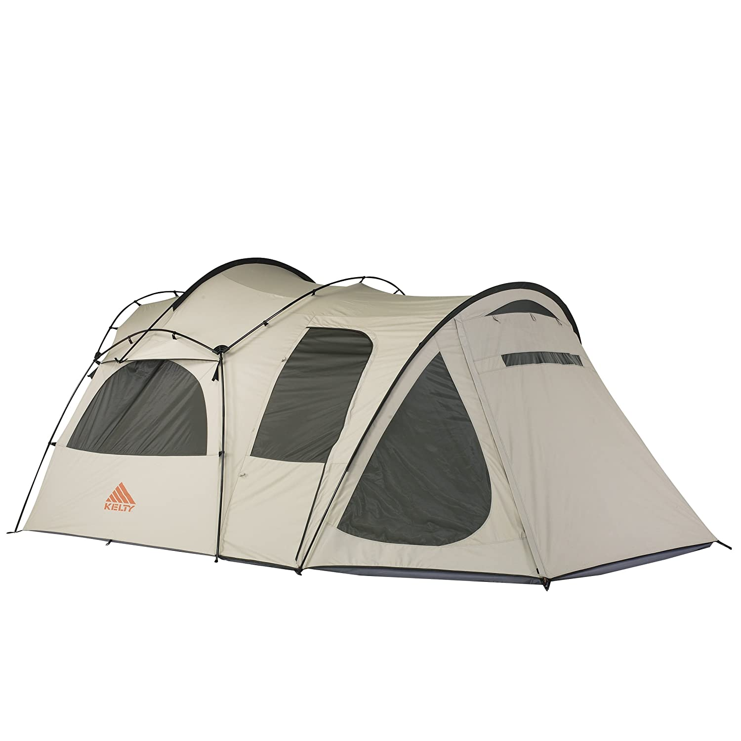 Amazon.com  Kelty Frontier 4-Person Canvas Tent  Family Tents  Sports u0026 Outdoors  sc 1 st  Amazon.com & Amazon.com : Kelty Frontier 4-Person Canvas Tent : Family Tents ...