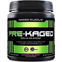 Pre Workout Powder; KAGED MUSCLE Preworkout for Men & Pre Workout Women, Delivers Intense Workout Energy, Focus & Pumps…