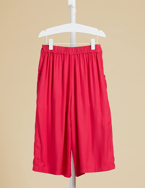 RED WAGON Pantaloni Modello Cropped Bambina Marchio
