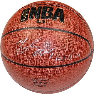 Steiner Sports NBA Minnesota Timberwolves Michael Carter-Williams Signed ZI/O Basket-Ball avec Roy Inscription CARTBKS000004