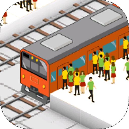 - STATION - Train Crowd Simulation