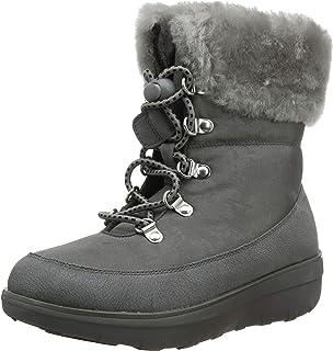 Amazon.com: FitFlop Mukluk Shorty II - Botas para mujer: Shoes