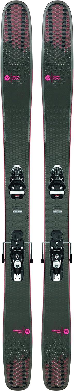 Rossignol - Pack de esquí Soul 7 HD W + Fijaciones SPX 12 GW para Mujer, Color Gris