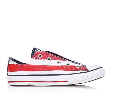 e45f06d88453f CONVERSE -Chaussure USA sans lacets en tissu