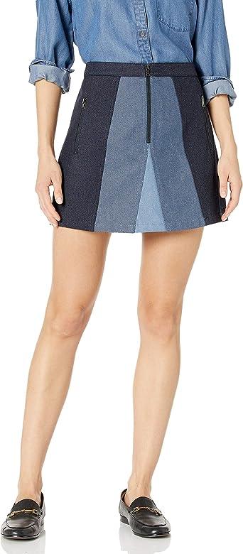 BCBGMAXAZRIA Womens Judah Skirt