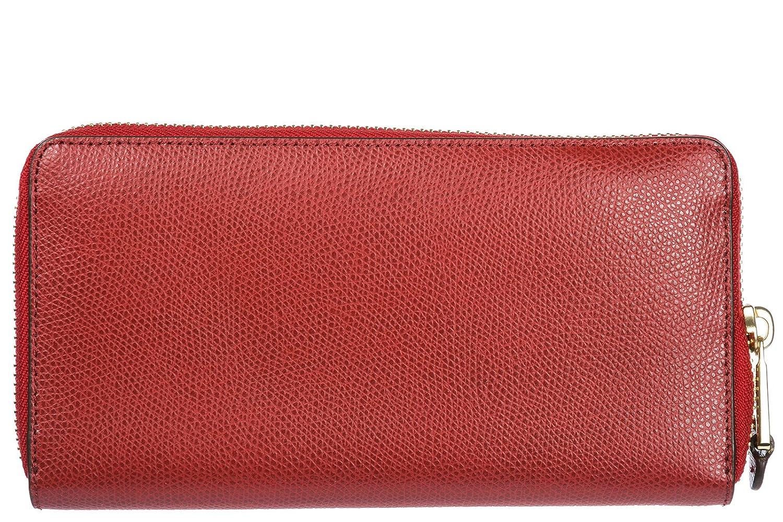Ralph Lauren Damen Geldbörse Portemonnaie Echtleder Geldbeutel Bifold Rot   Amazon.de  Schuhe   Handtaschen 448aca7b3b