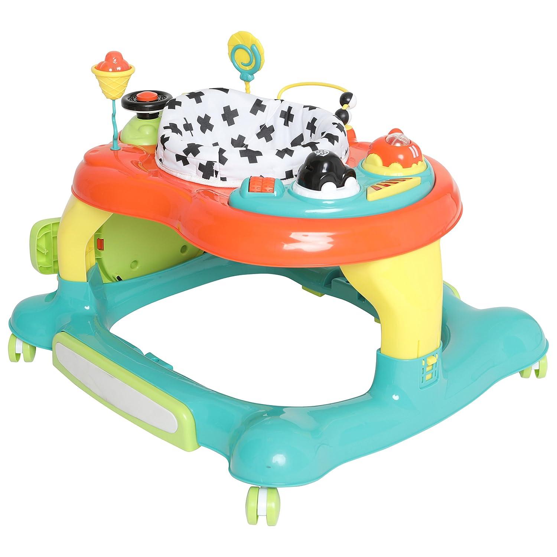 My Child Roundabout - Andador de actividades 4 en 1, cítricos ...