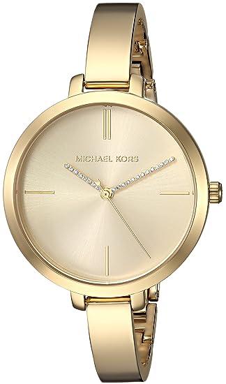 6df78cba1d62 MKSWC MK3734 Reloj Extensible Acero Dorado