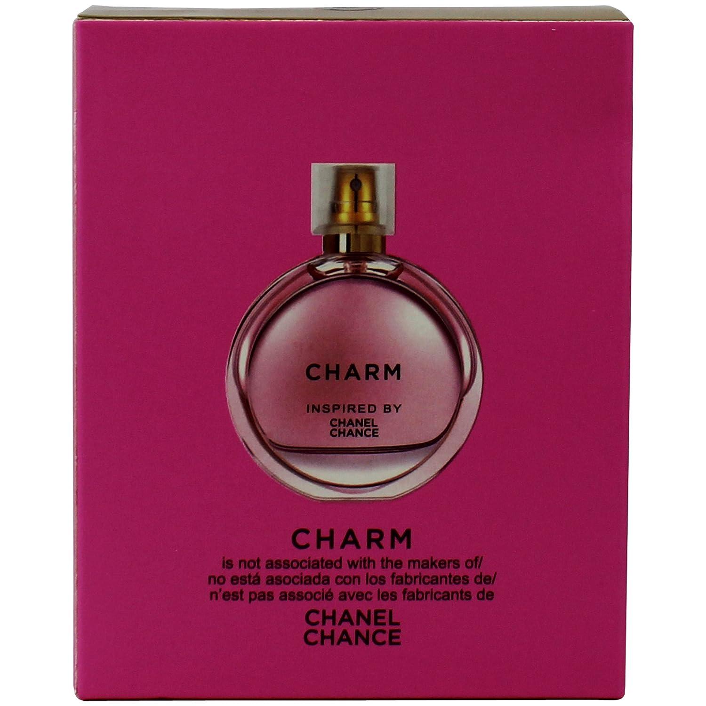 bc031e5467 Amazon.com : Inspired By C H A N E L Chance, Charm Women's Perfume - 2.7  FL.Oz/80 Ml. Eau De Parfum : Beauty