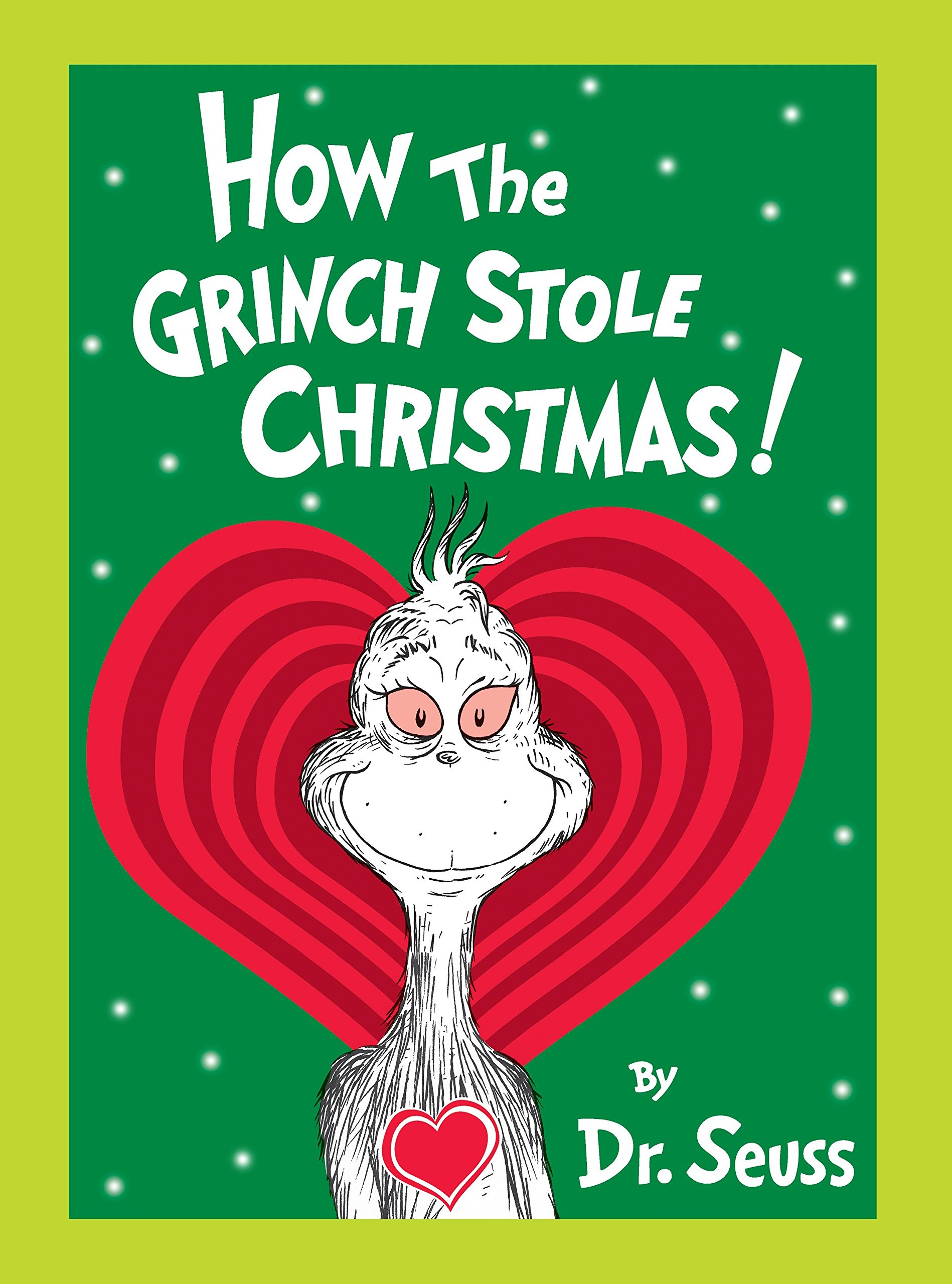 How the Grinch Stole Christmas! Grow Your Heart Edition: Amazon.es ...