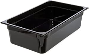 Carlisle 10402B03 StorPlus High Heat Food Pan, 6