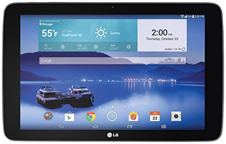 LG G Pad 4G LTE Tablet, Black 10.1-Inch 16GB (Verizon Wireless)