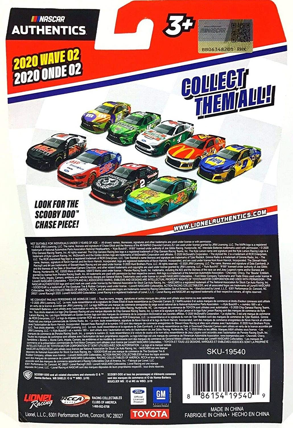 kings dugout Joey Logano #22 NASCAR Authentics AAA Insurance 1//64 Scale Die-Cast 2020 Wave 2 Release.