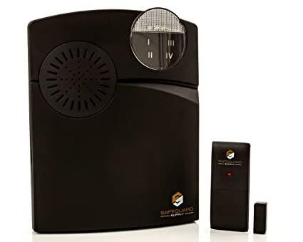 Entrance Alert - Retail Store Door Chime - Door Contact Alarm With Contact Sensor u0026 Wireless  sc 1 st  Amazon.com & Amazon.com : Entrance Alert - Retail Store Door Chime - Door Contact ...
