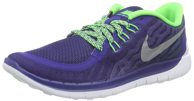 newest b1577 721fb NIKE Free 5.0 (GS) Boys' Running Shoes 725104-403