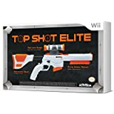 Cabela's Top Shot Elite Firearm Peripheral - Nintendo Wii