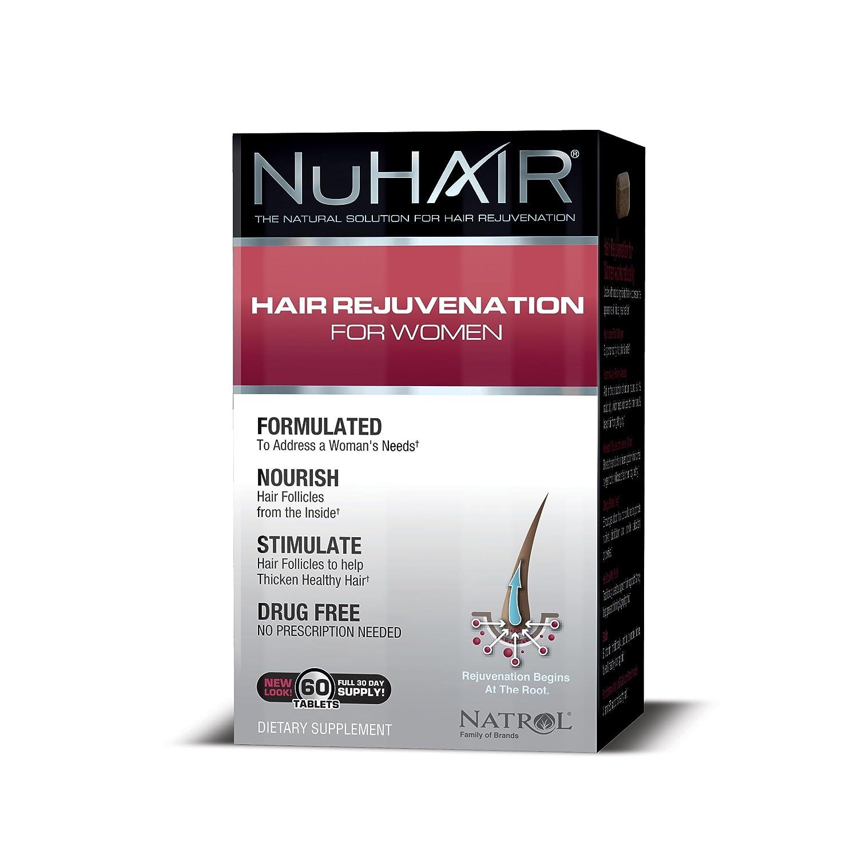 Nuhair Nuhair pour les femmes de 50 comprimés 48000.0