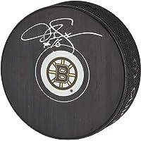 $31 » Derek Sanderson Boston Bruins Autographed Hockey Puck - Autographed NHL Pucks
