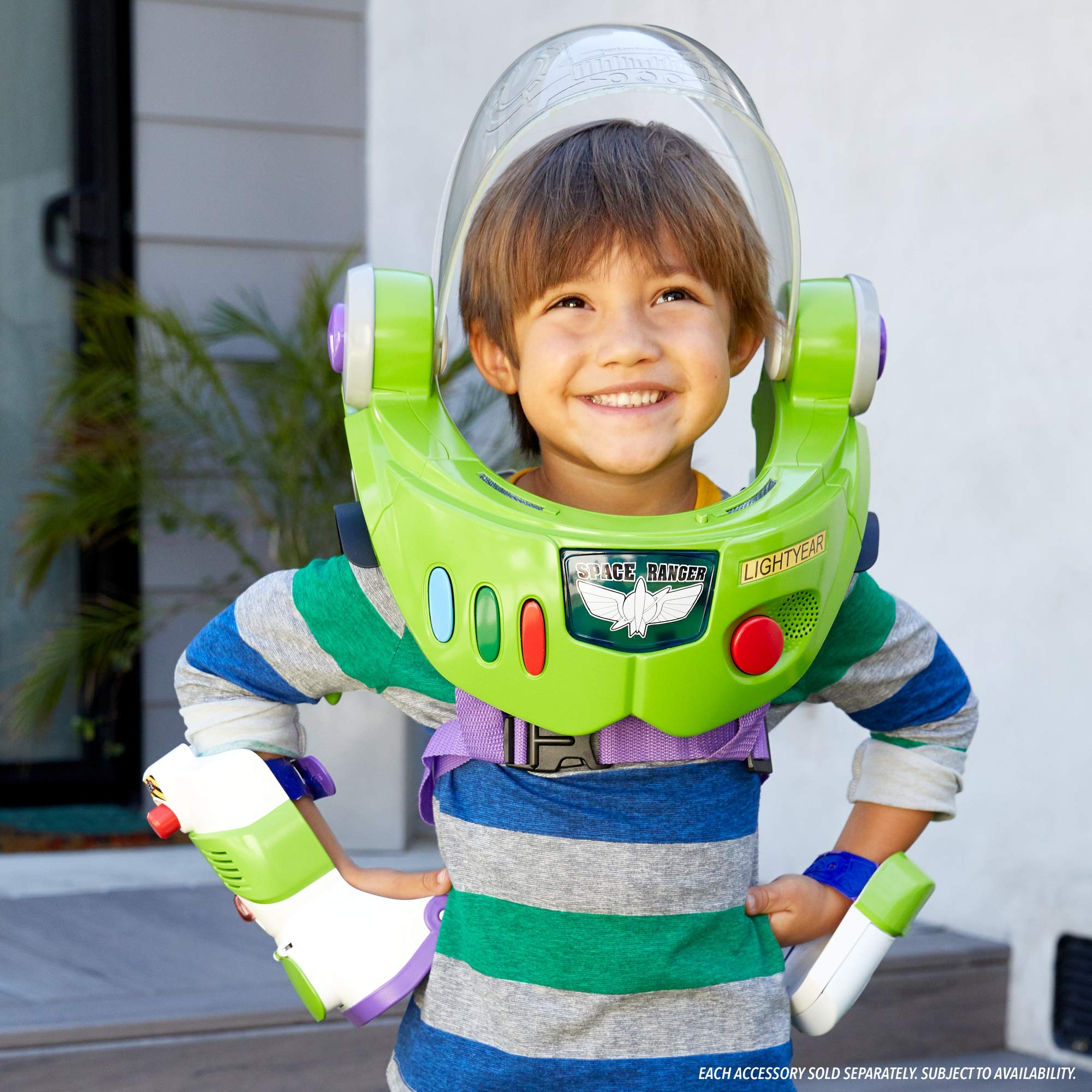 Toy Story Disney Pixar 4 Buzz Lightyear Space Ranger Armor with Jet Pack by Toy Story (Image #2)