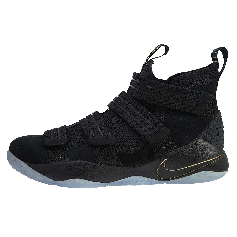 8d27a55904825 Amazon.com  Nike Mens Lebron Soldier XI Basketball Shoe (13)  Shoes