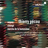 Thierry Pécou : Oeuvres orchestrales