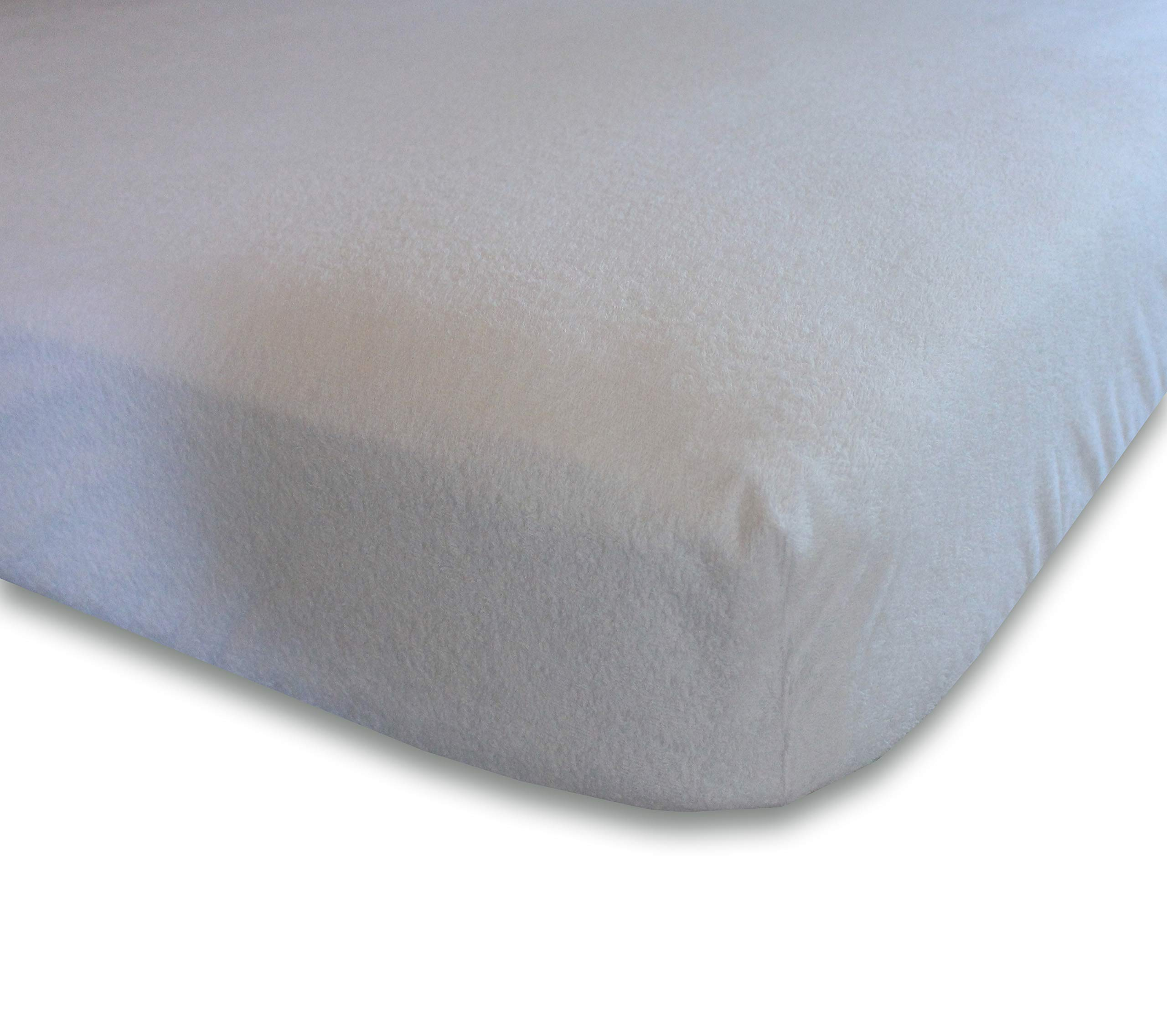AB Lifestyles 48x75 Dust Mite Proof, Waterproof Mattress Cover for a 3/4 Full Bunk bed in Camper, RV, Travel Trailer or Motorhome