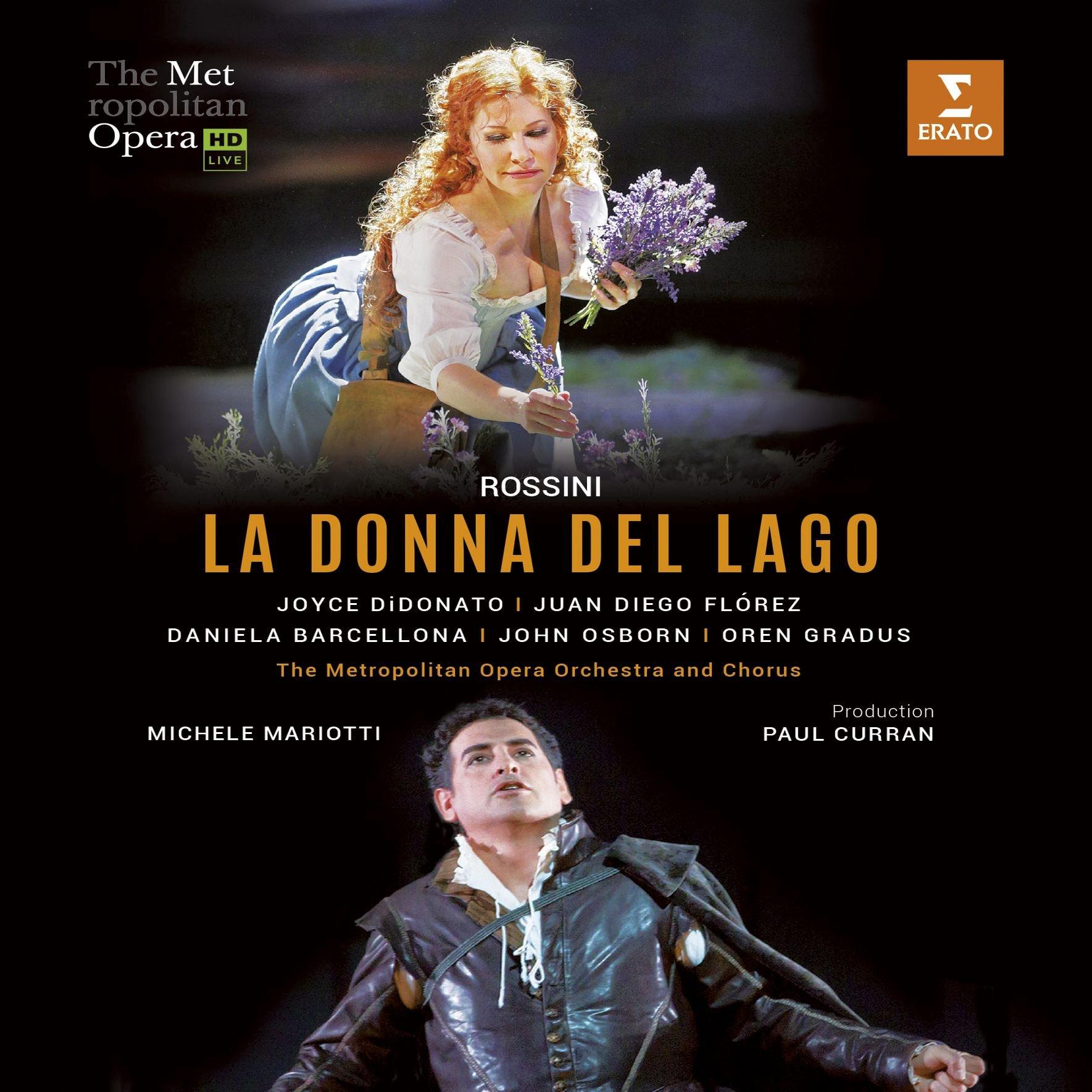 La Donna Del Lago: The Metropolitan Opera (Blu-ray)