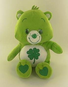 Osos Amorosos - Peluche Verde Suertosito 22 cm