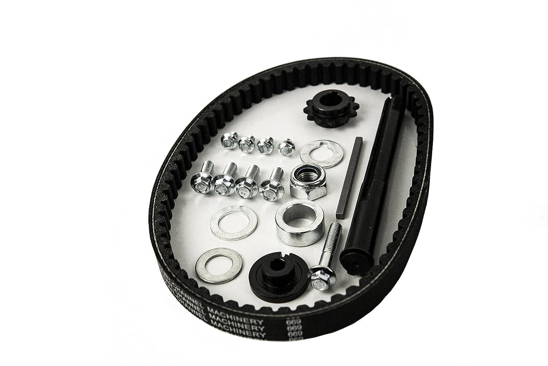 Jeremywell Torque Converter Go Kart Clutch Kit 30 Series 3 4 Inch Comet Off Road Gear 12t 35 Chain
