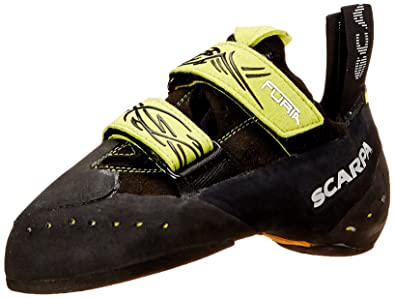 Furia Climbing Shoes & E-Tip Glove Bundle