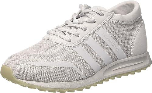 Adidas Los Angeles w sneaker chaussures Femmes gris NOUVEAU