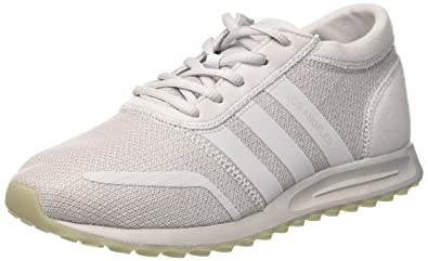 adidas Herren Los Angeles Turnschuhe, Grau, Grau (Lgh Solid Greylgh Solid Greylgh Solid Grey), 40 23 EU