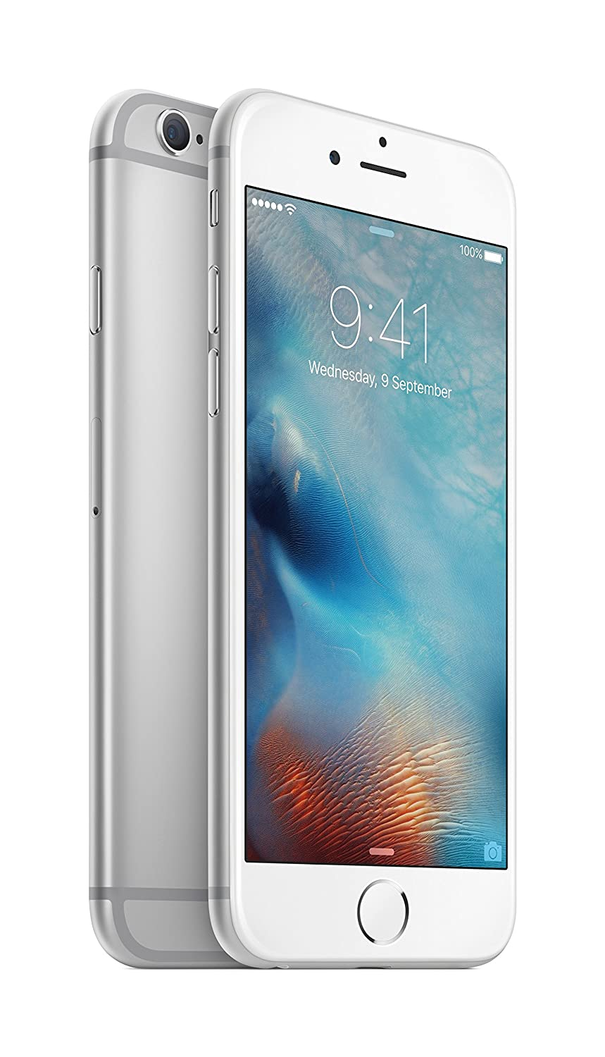 374c0295623b47 Apple iPhone 6S (Silver, 16GB): Amazon.in: Electronics