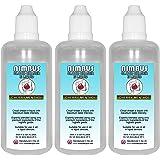 Triple Pack - 3x 100ml Cherry Menthol E Liquid 80/20 Cloud Chaser Vape Juice Vape Liquid 0mg eJuice Ecig Juice (Nimbus E Liquid)