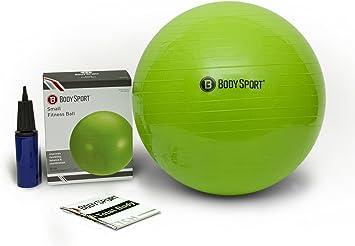 Amazon.com: Body Sport - Pelota de ejercicios para deportes ...