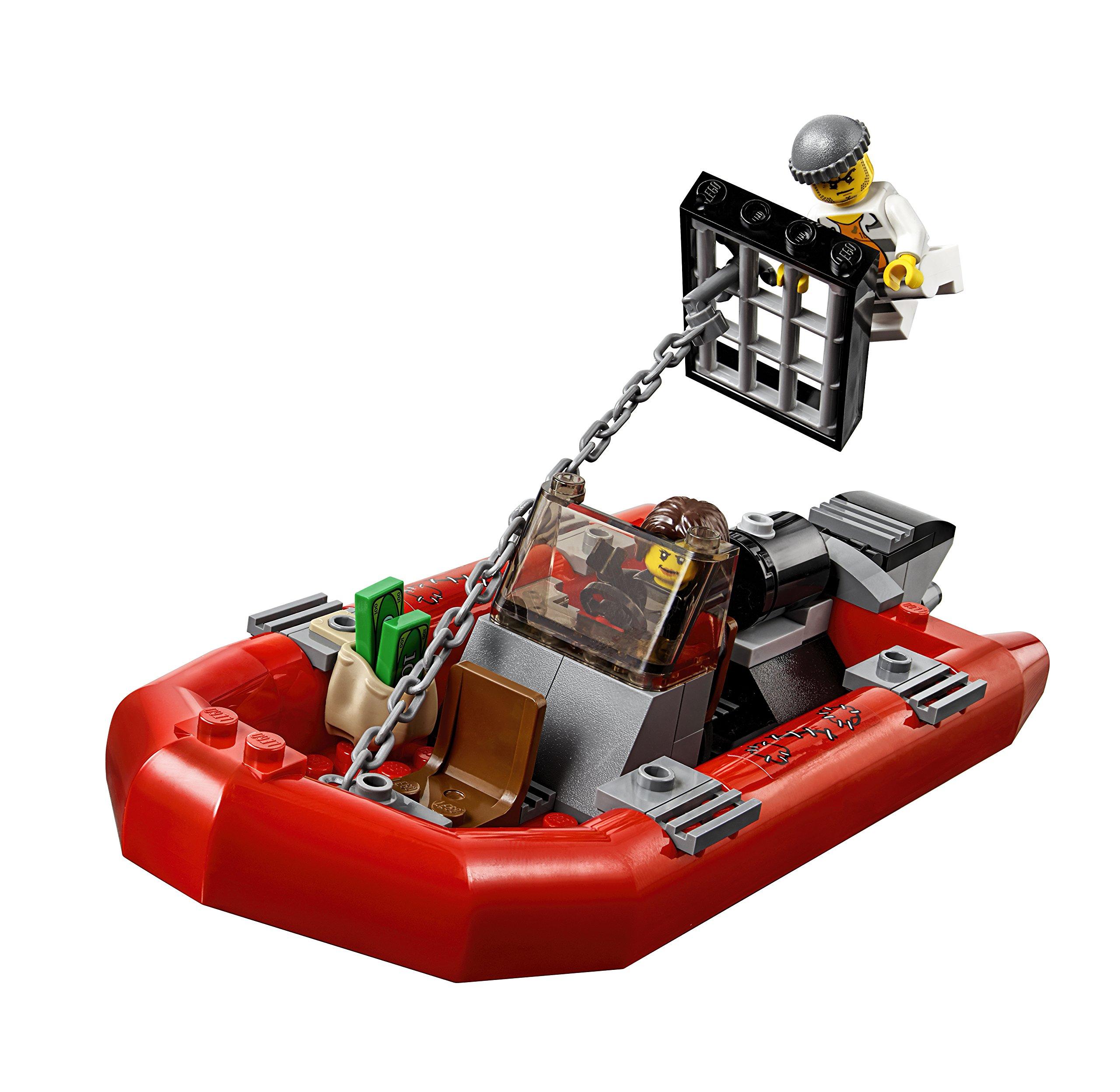 Lego Building Toys : Lego city police patrol boat building toy ebay