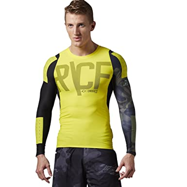 reebok crossfit compression shirt