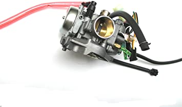 Carburetor w// Plug fit Kawasaki KVF300 Prairie 300 4x4 2WD 1999-2002 ATV Carb
