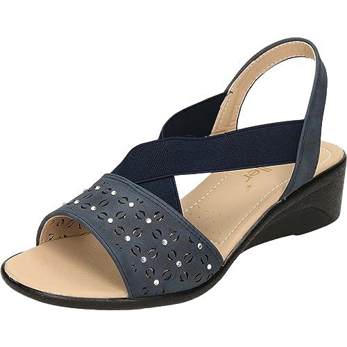 180f2a8ae Dr Keller Women s Sheila Slingback Sandals  Amazon.co.uk  Shoes   Bags