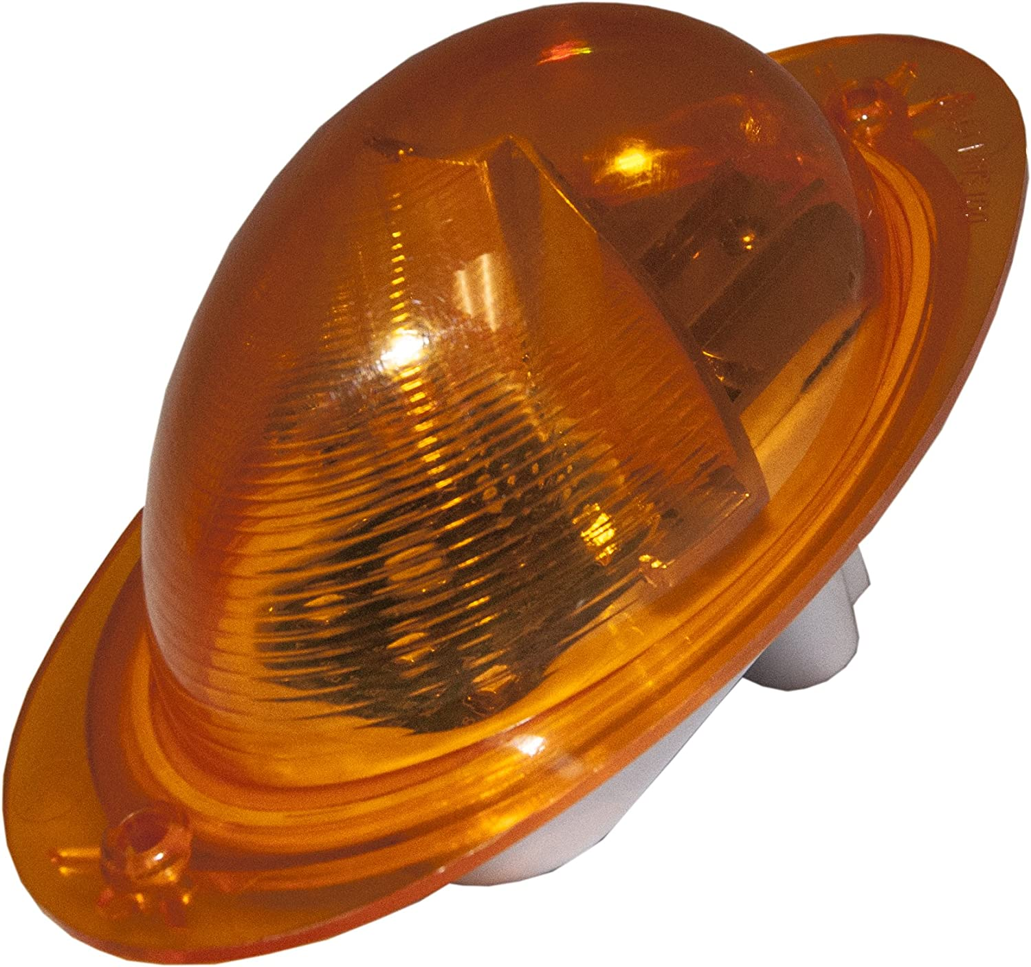 Two LED Amber Mid Turn Signals for Cascadia Truck Replaces 07345Y
