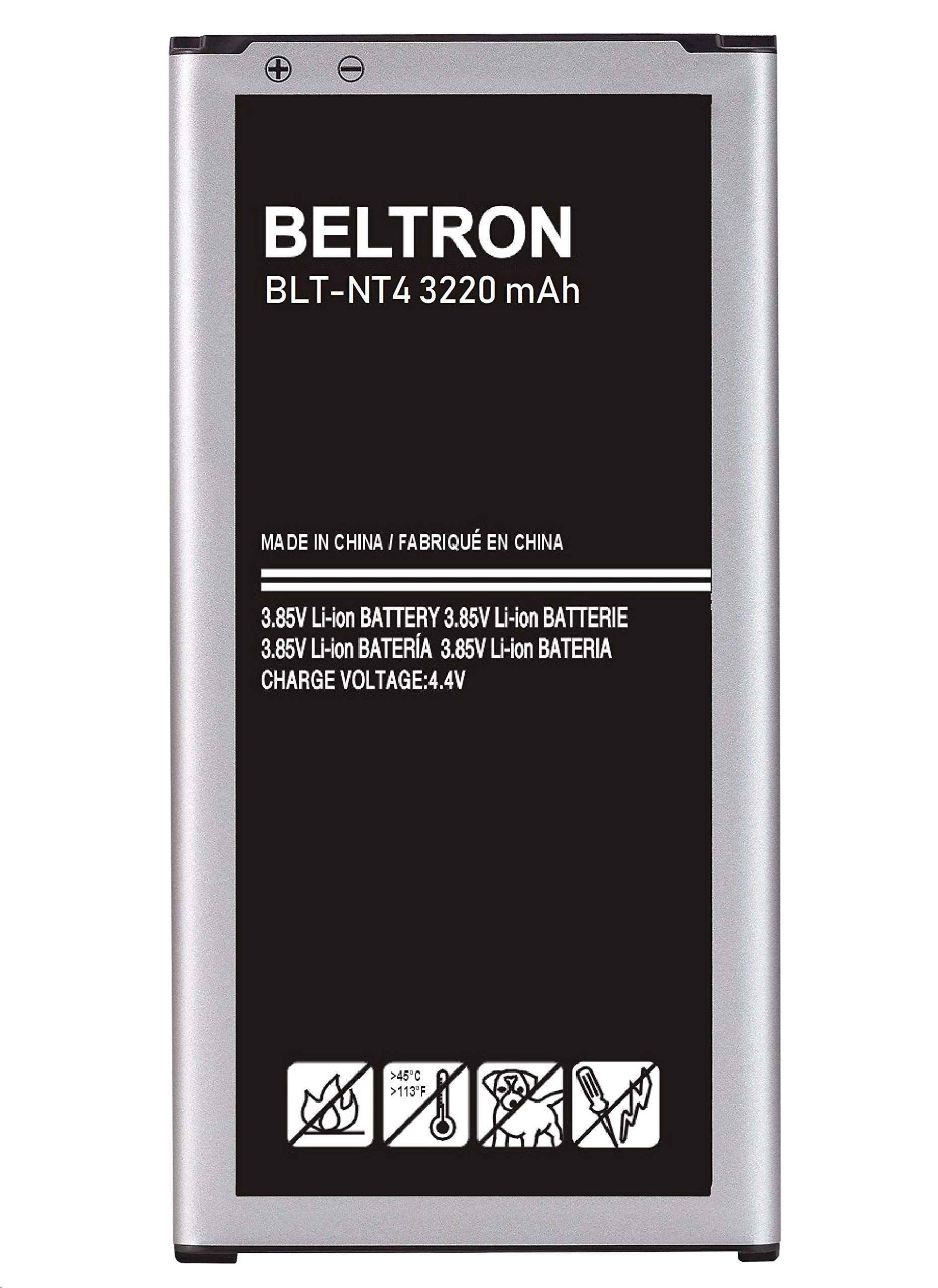 Bateria Beltron Para Samsung Galaxy Note 4 Sm N910 At&t Sprint Us Cellular Eb Bn910bbu