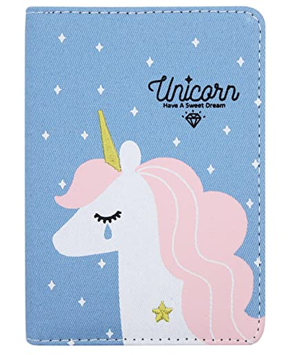 Aimeio Cartoon A6 Size Journal Agenda Schedule Pocket Notebook Weekly Monthly Planner Personal Organizer for Time Management, Goal Setting, ...