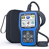 NEXAS NL101 Full OBD2 Scanner - Check Engine Light Car Code Reader All Automotive Diagnostic Tool Fault Code Scanner…