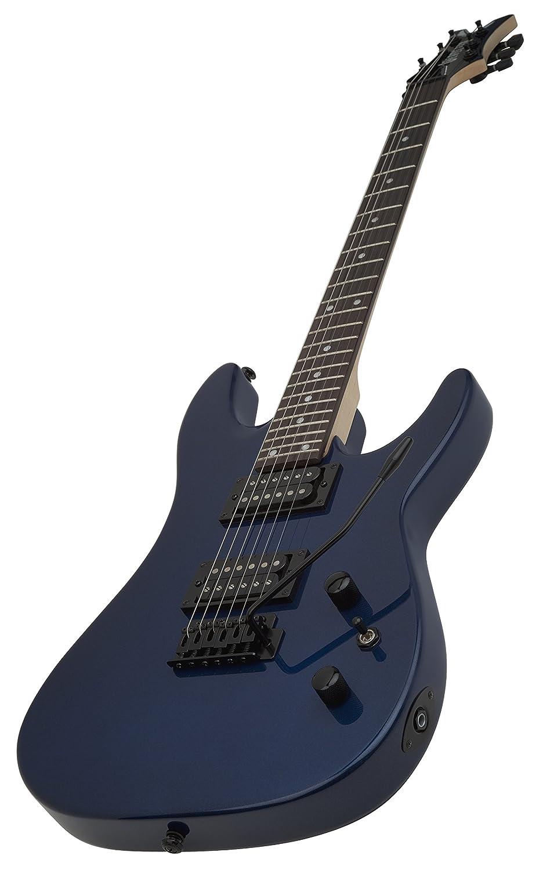 Dean Guitars Vendetta VNXMT MBL - Guitarra eléctrica con trémolo, color azul metálico: Amazon.es: Instrumentos musicales