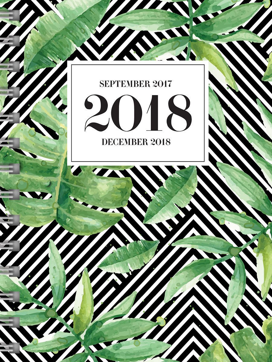 2018 Jungle Weekly Planner