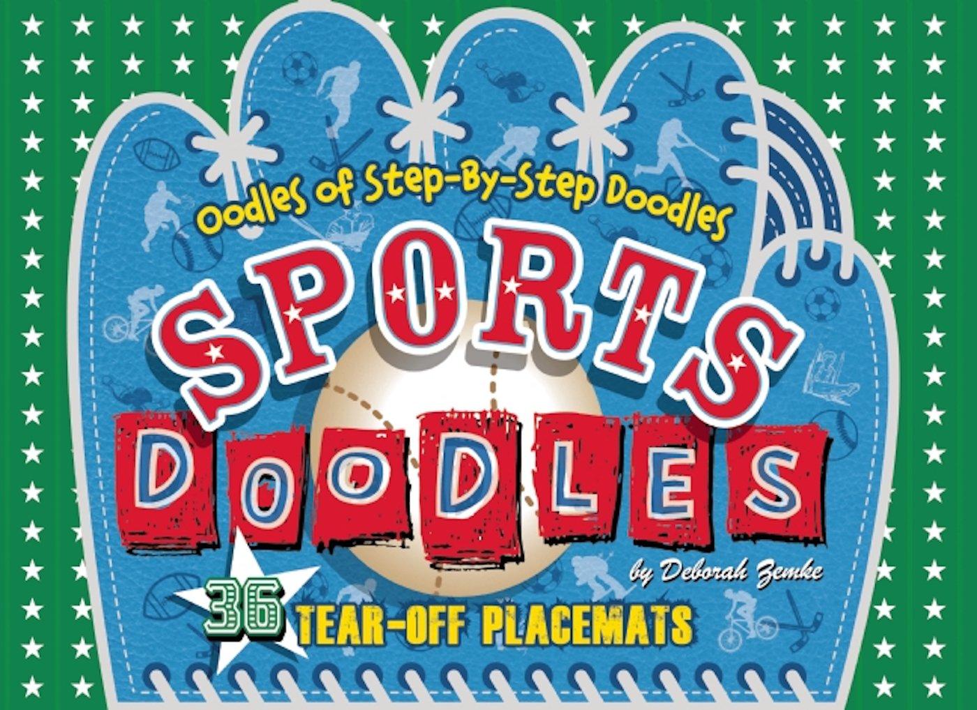 Download Sports Doodles (Doodle Placemats) PDF