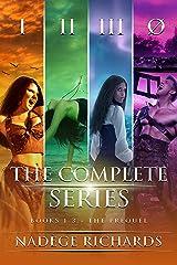 The Bleeding Heart Series Complete Box Set (Books 1-3 + Prequel) Kindle Edition