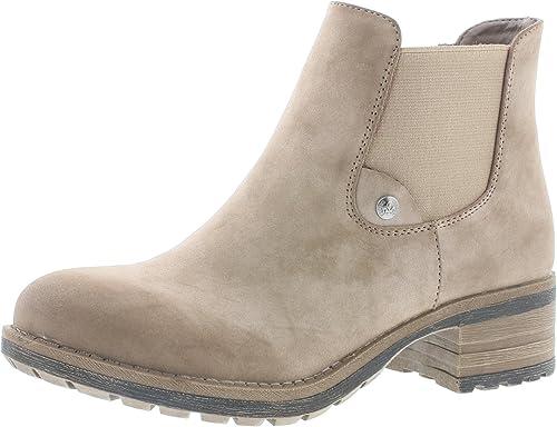 Rieker Damen Chelsea Boots 96860,Frauen Stiefel,Halbstiefel aFb3a
